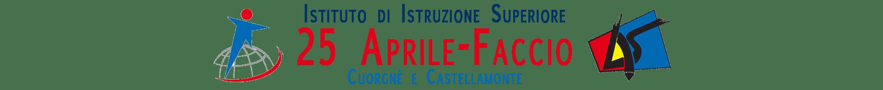 Istituto di Istruzione Superiore 25 Aprile - Faccio Cuorgnè - Castellamonte