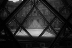pyramide inscrite